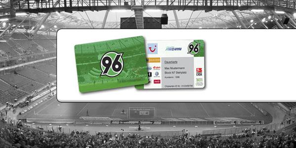 Dauerkarten Hannover 96