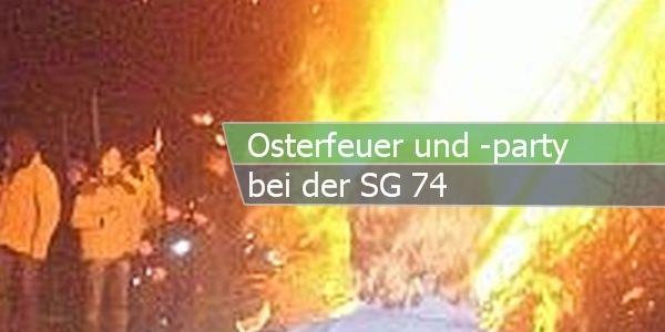 Osterfeuer 74 richtig
